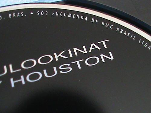 cd whitney houston - whatchulookinat ed.nacional - 4 versões
