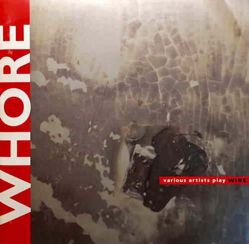 cd whore various artists play wire
