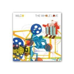 cd wilco the whole love limited editon deluxe +4 bonus