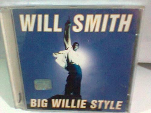 cd will smith / big willie style   -1997-    (frete grátis)