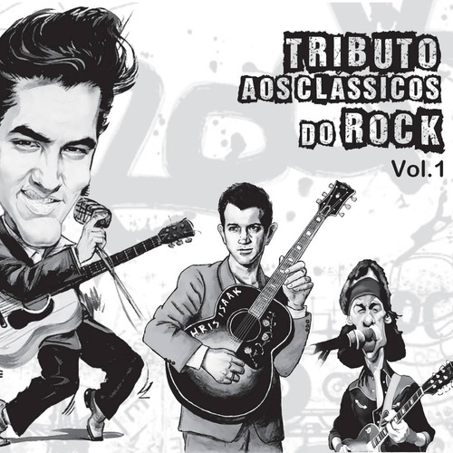 cd willian lee - clássicos do rock  v l 1 + v l 2 - promoção
