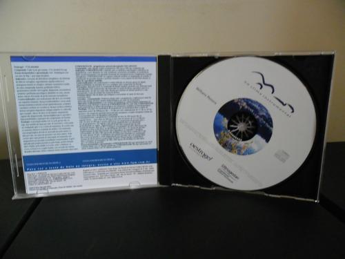 cd willians pereira - no clima instrumental