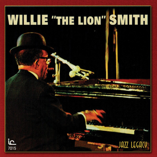 cd : willie smith - lion (cd)