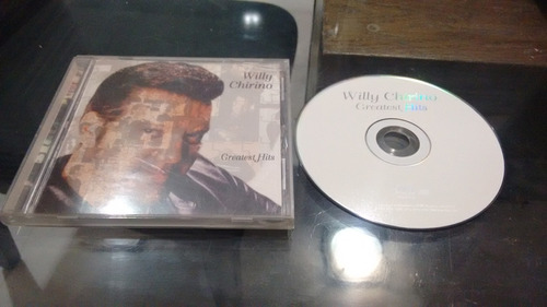 cd willy chirino greatest hits en formato cd,excelente