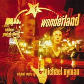 cd wonderland: music from the motion picture michael nyman