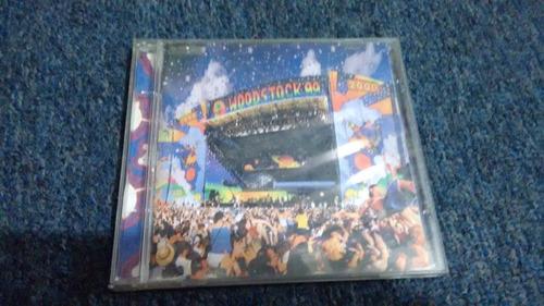 cd woodstock 99 en formato cd,excelente titulo