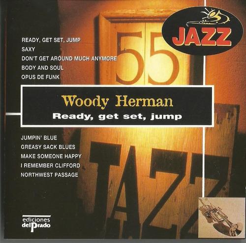 cd woody herman - ready, get set, jump