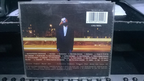 cd - wyclef jean - the carnival
