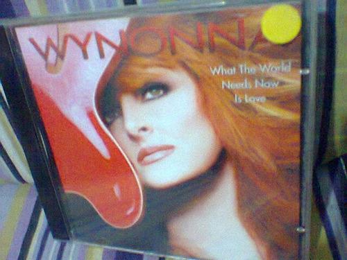 cd wynonna  @  what the word    --2003--     (frete grátis)