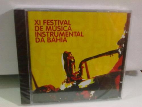 cd xi festival instrumental da bahia @ lacrado