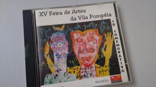 cd xv feira de arte da vila pompeia luis carlini tutti fruti