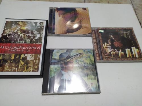 cd y dvd de alejandro fernández