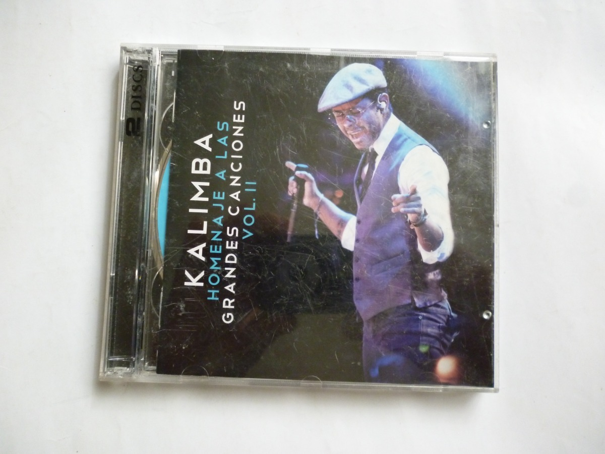 kalimba homenaje a las grandes canciones 2