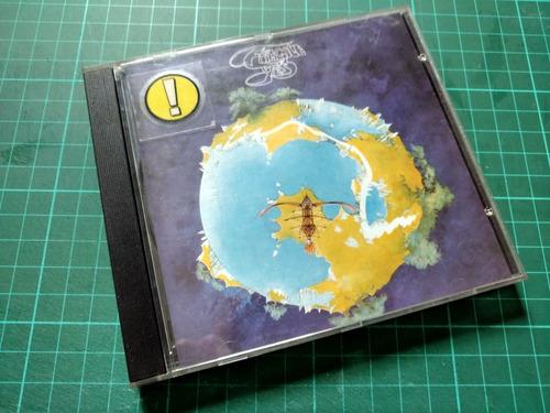 cd - yes - fragile (edición nacional)