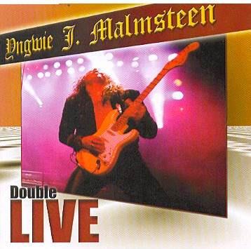 cd yngwie malmsteen + dr. sin - live!! (duplo - japones)