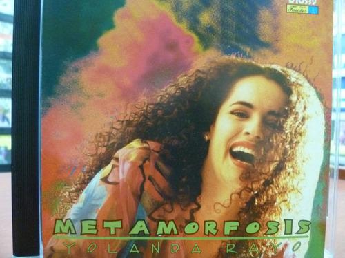 cd yolanda rayo - metamorfosis - alquimia celia (top music)
