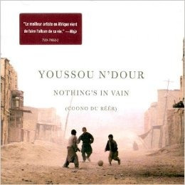 cd youssou n'dour nothing`s in vain [coono du reer]