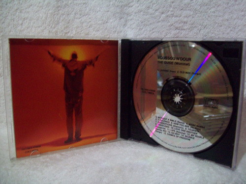 cd youssou n'dour- the guide (wommat)