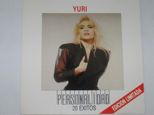 cd yuri personalidad