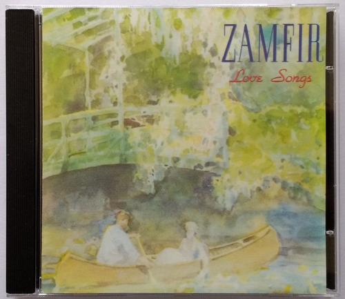cd zamfir - love songs - lacrado