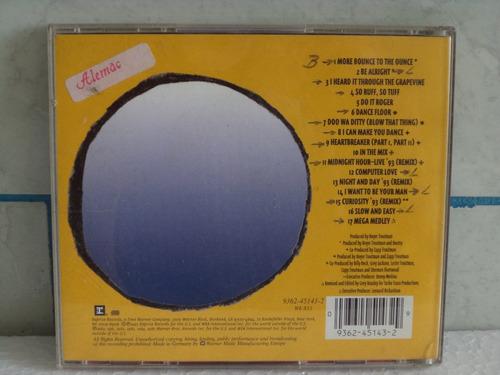 cd zapp & roger all the greatest hits - cd importado