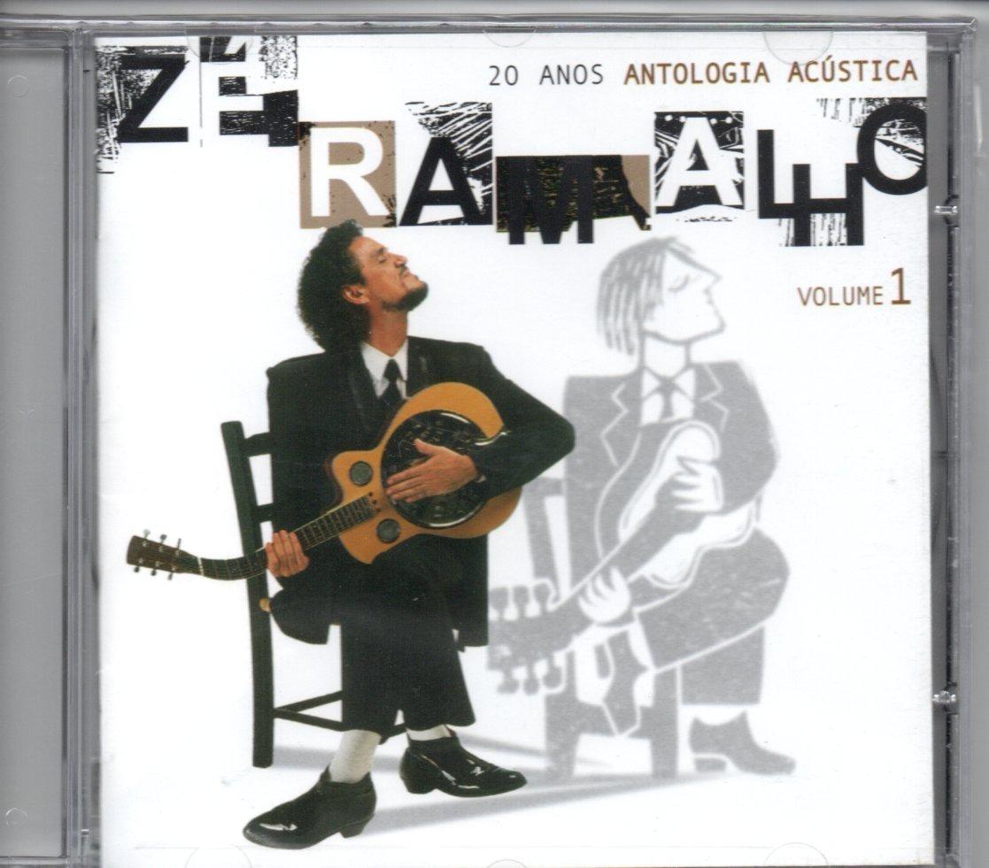 cd ze ramalho 20 anos antologia acustica