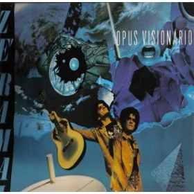 cd - zé ramalho: opus visionário 1986 cd do box com bonus