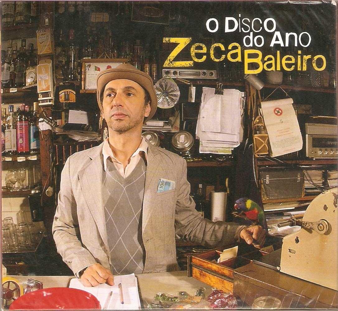 novo cd do zeca baleiro 2012