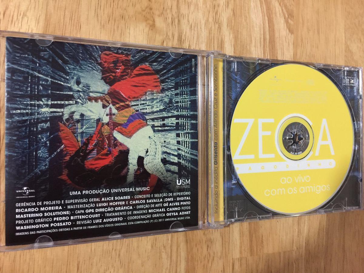 cd zeca pagodinho ao vivo 2011