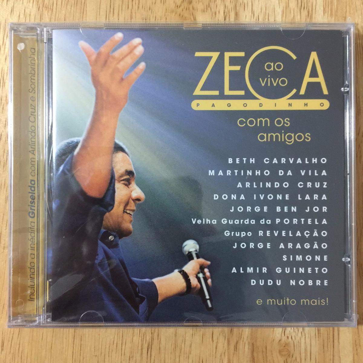 cd zeca pagodinho 2011