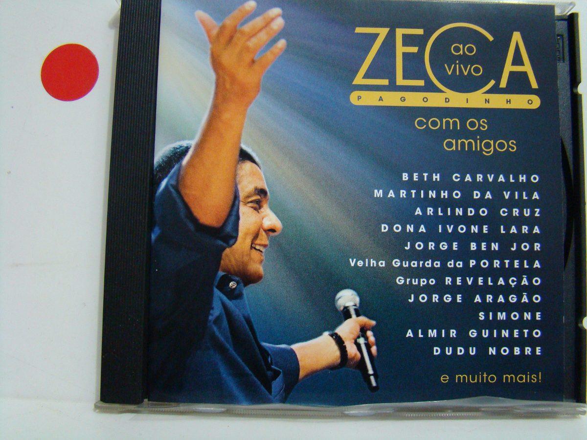 cd gratis zeca pagodinho ao vivo com os amigos