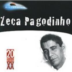 cd - zeca pagodinho      coleção millennium