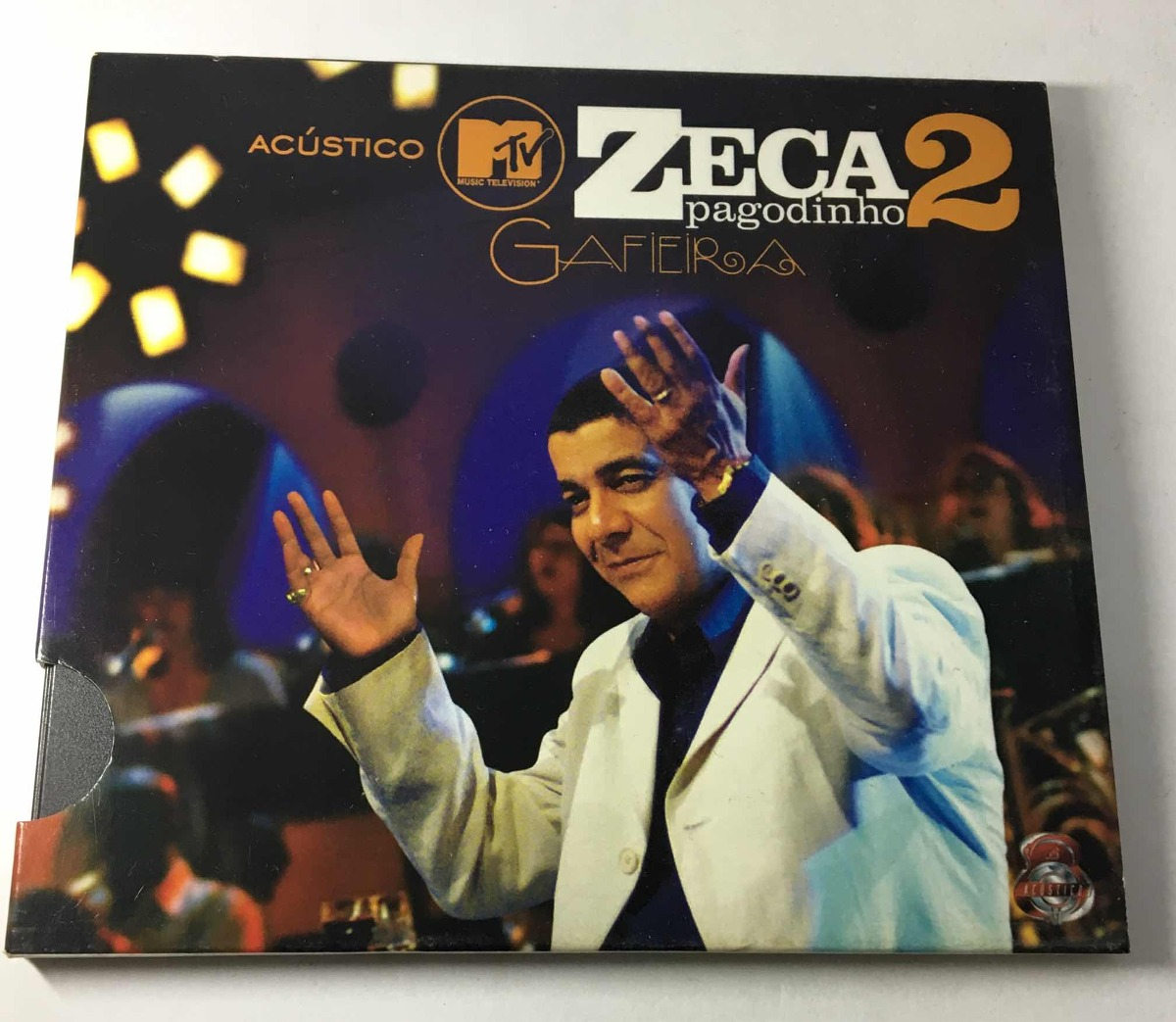 cd do zeca pagodinho gafieira