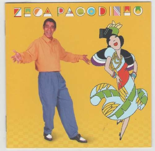 cd - zeca pagodinho - hoje é dia de festa