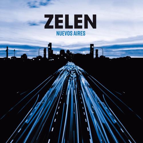 cd zelen - nuevos aires (trigipack) nuevo sellado