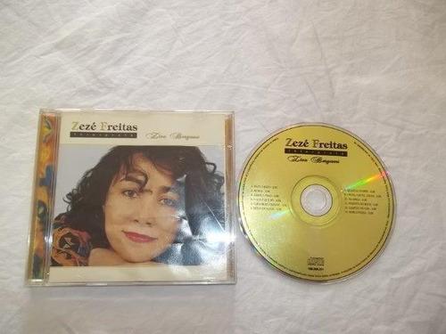 cd - zezé freitas - mpb cantora