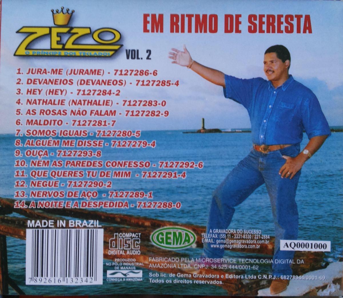 cd zezo ritmo seresta