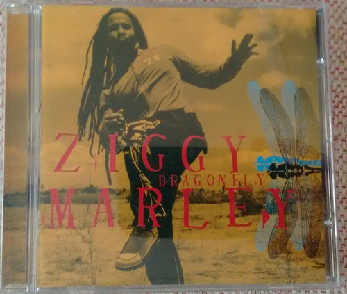 cd ziggy marley dragonfly 2003 private music