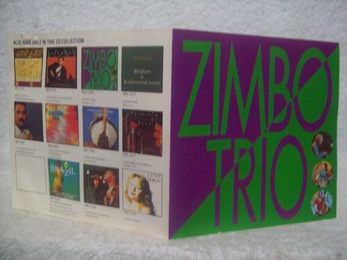 cd zimbo trio- zimbo trio