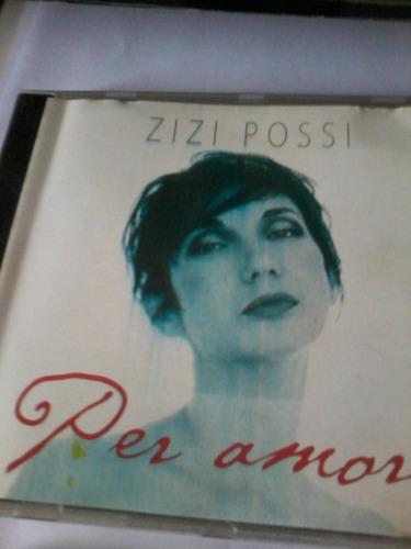 cd - zizi possi per amore