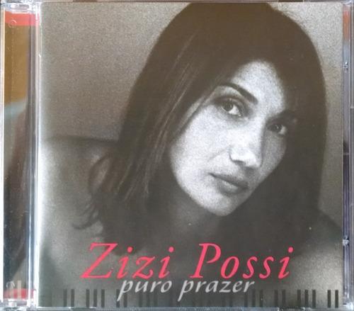 cd zizi possi - puro prazer - usado - ótimo estado