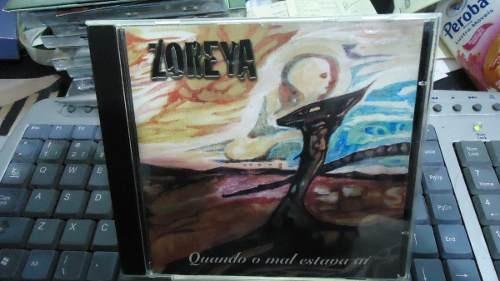cd zoreya   /  importado  -  b228