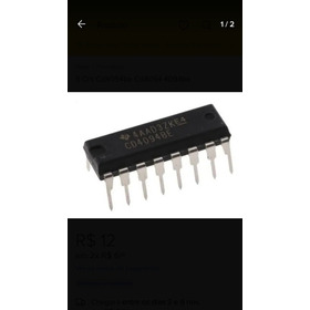 Cd4094be - Dip-16 / Cd4094 25pçs