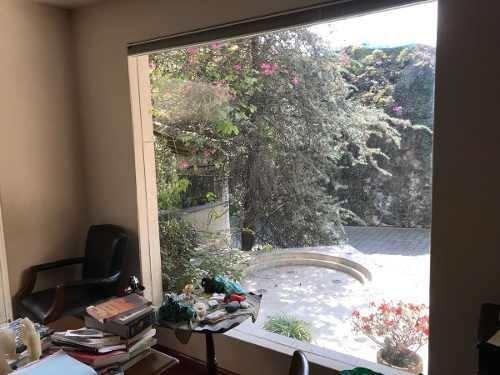 cda. de presa escolta, casa en condominio en venta