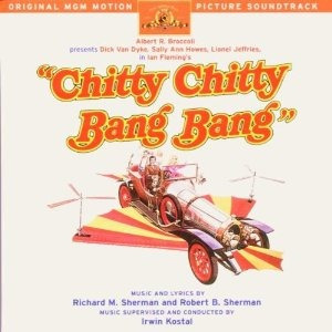 cdchitty chitty bang bang: original mgm motion picture sound