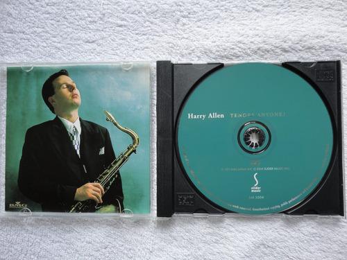 cd_harry allen _tenors anyone made in japan_raritydiisc