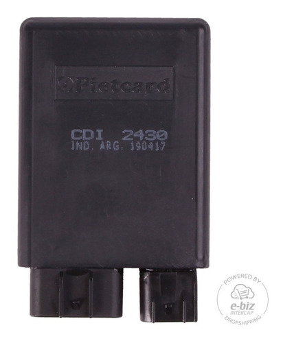 cdi caja negra pietcard fz 16 hasta 2011 solomototeam