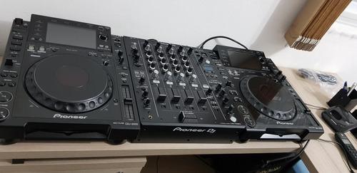 cdj 2000 mixer 750mk2