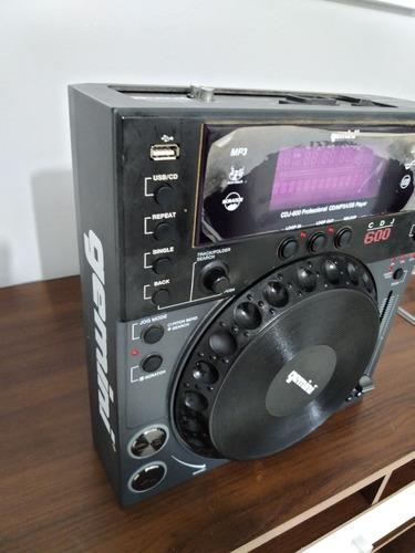 cdj gemini 600 (usado)