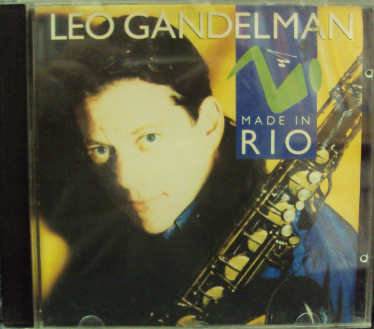 leo gandelman made in rio